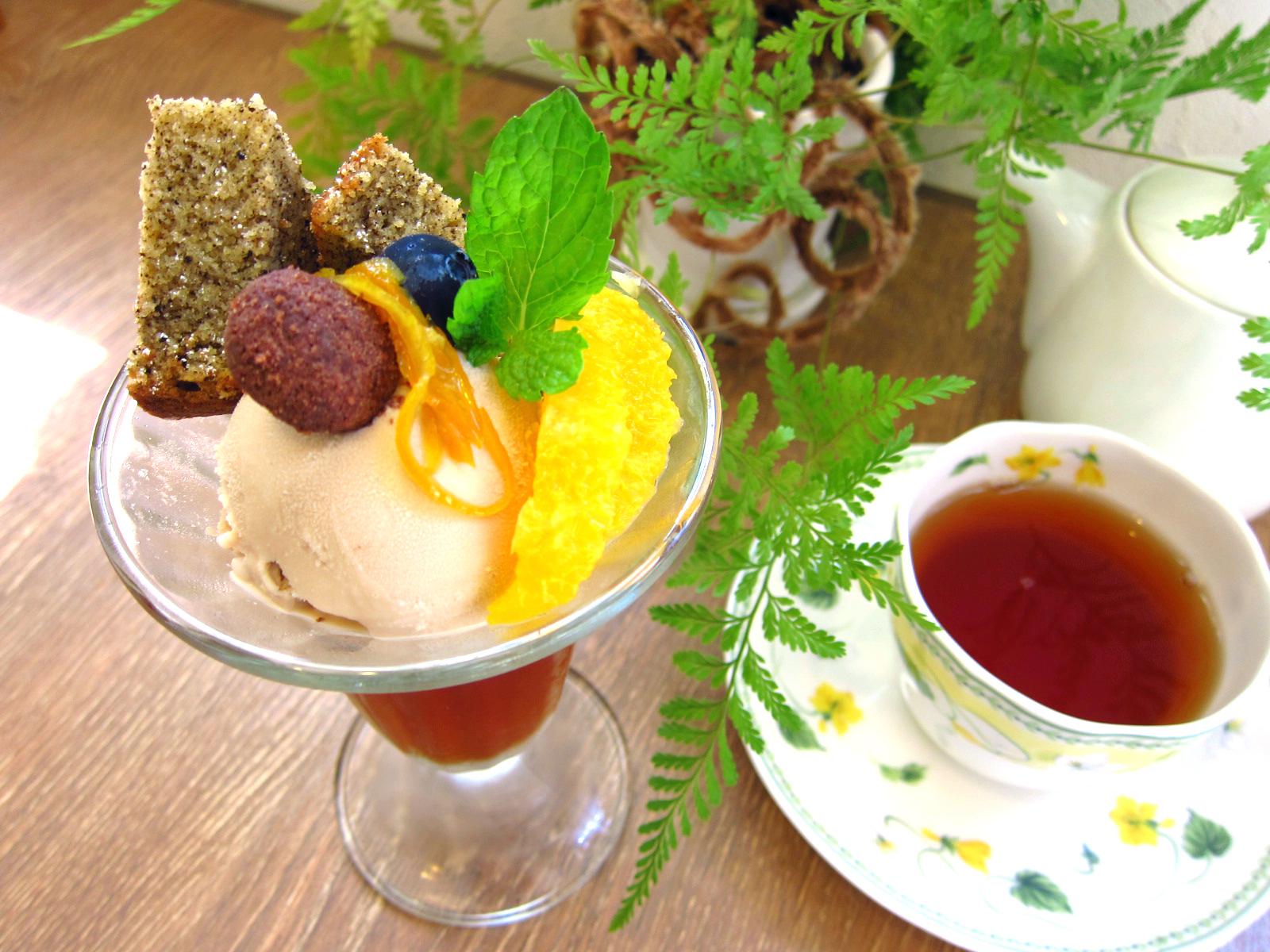 紅茶のペアリングセット